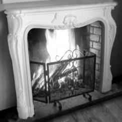 Fireplace - Decorative Mantel Pieces