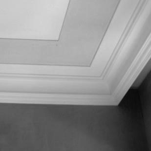 Plain Ceiling Cornices