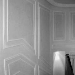Wall And Ceiling Plain Panel Cornices