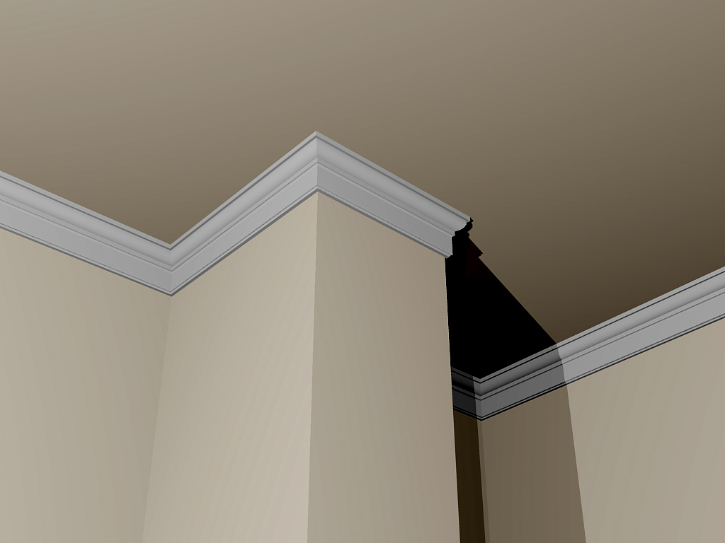Cornice in gesso plasterego your creative partner for Cornici decorative polistirolo