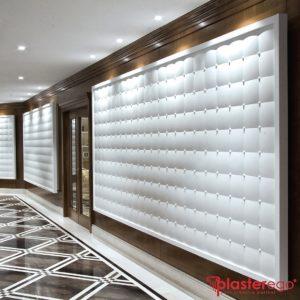 rivestimenti decorativi in gesso_decorazioni in gesso_stucchi in gesso_pannello decorativo in gesso_plasterego_decorative plaster wall panels